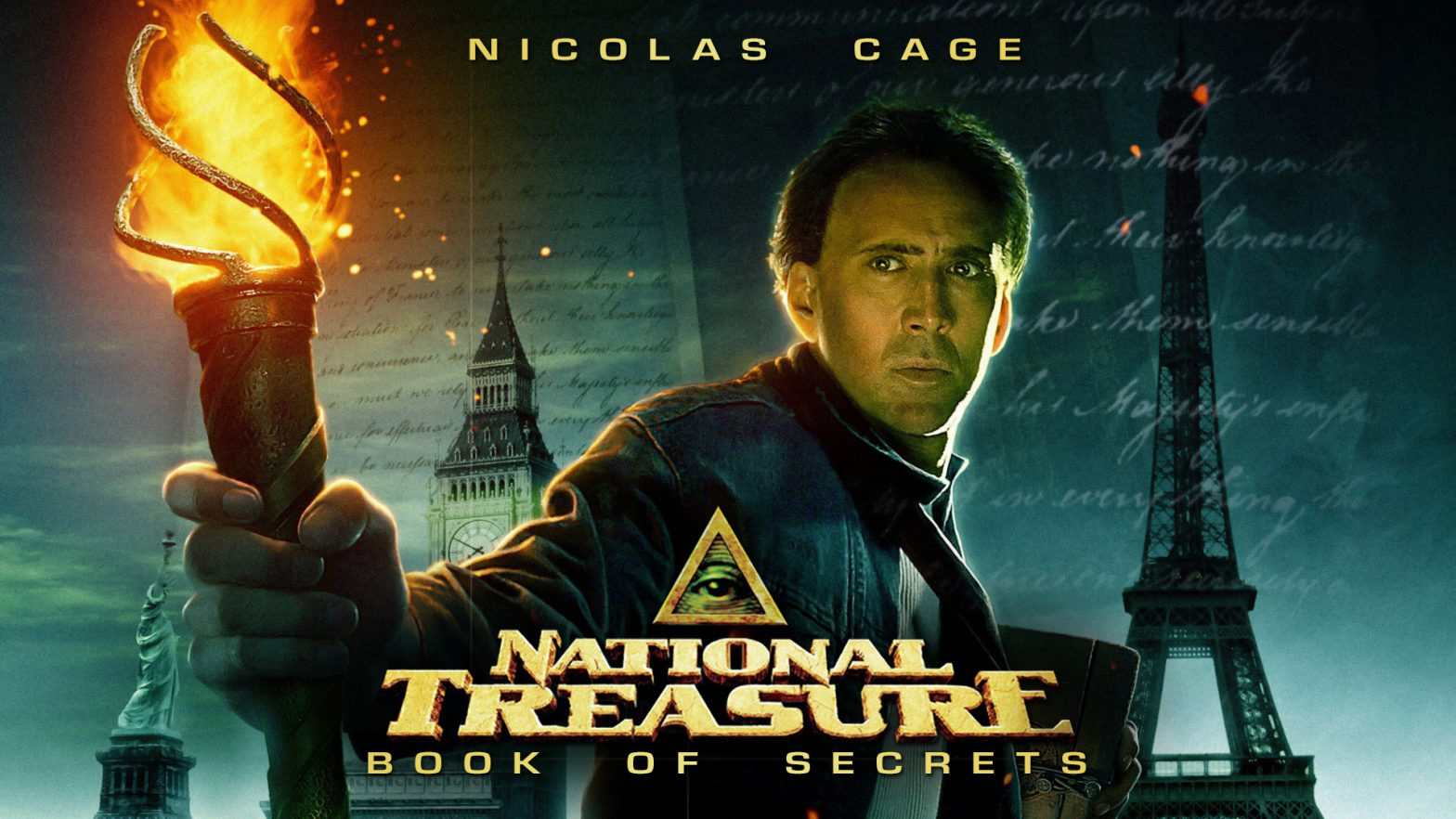 National Treasure 2 Review