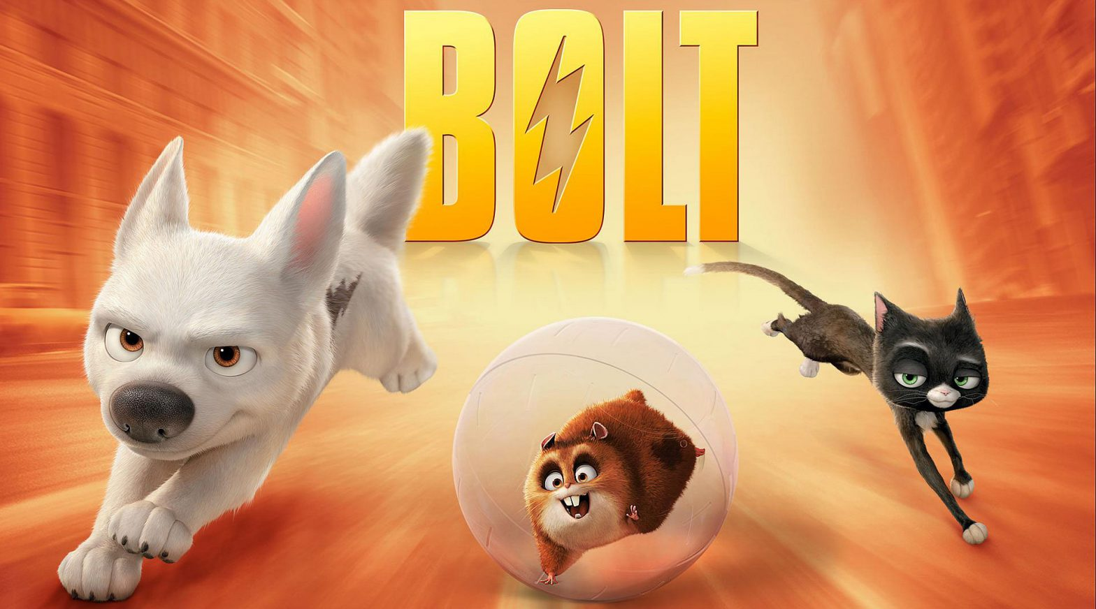 bolt movie review