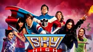 Sky High movie review