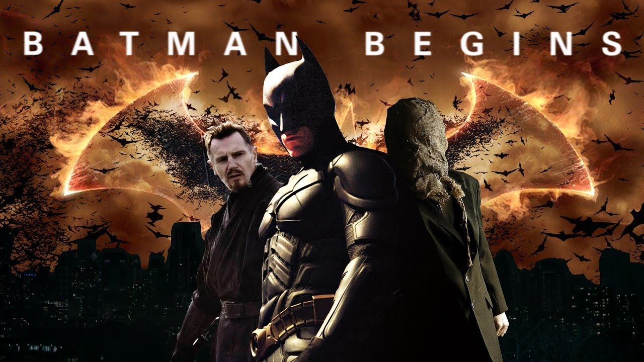 Batman Begins Movie review