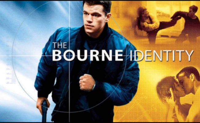 The Bourne Identity movie review