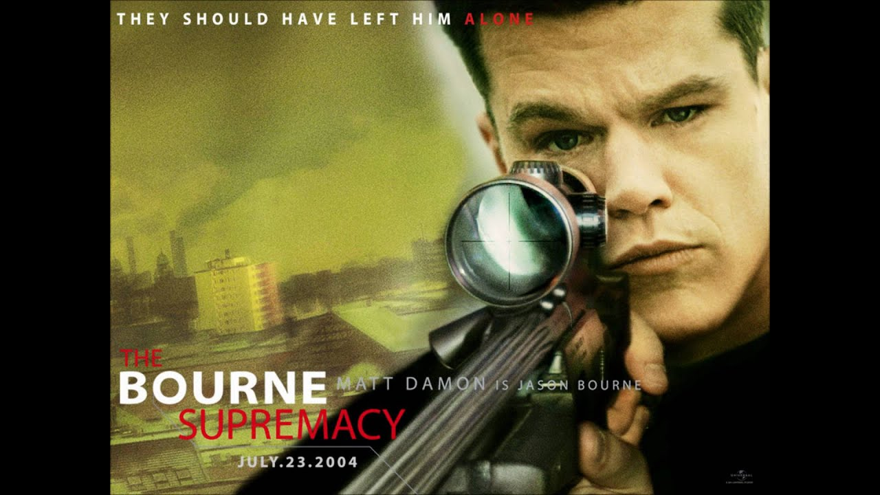 The Bourne Supremacy movie review