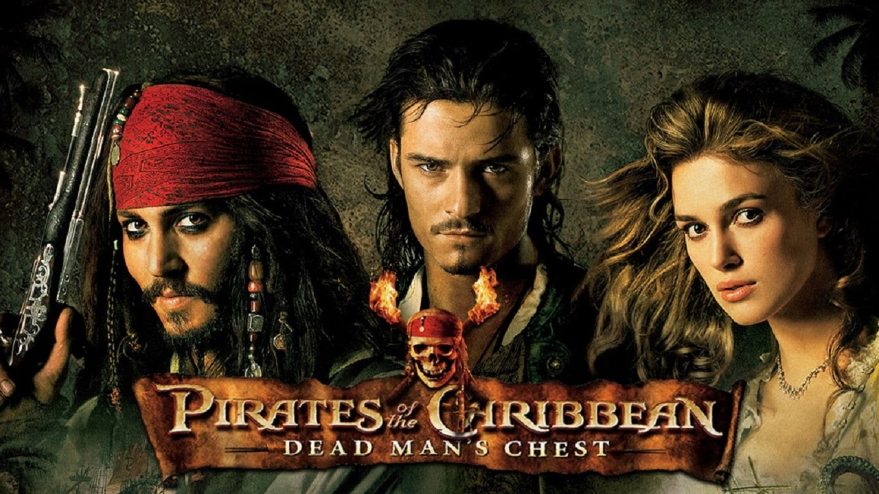 Pirates of the Caribbean Dean Man's Chest movie review