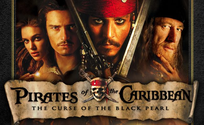 The Pirates of the Caribbean_The Curse of the Black Pearl
