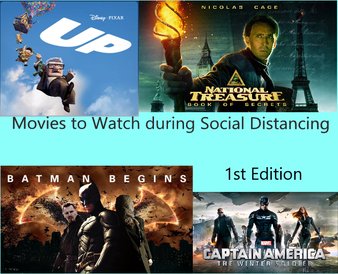 movies to watch during social distancing