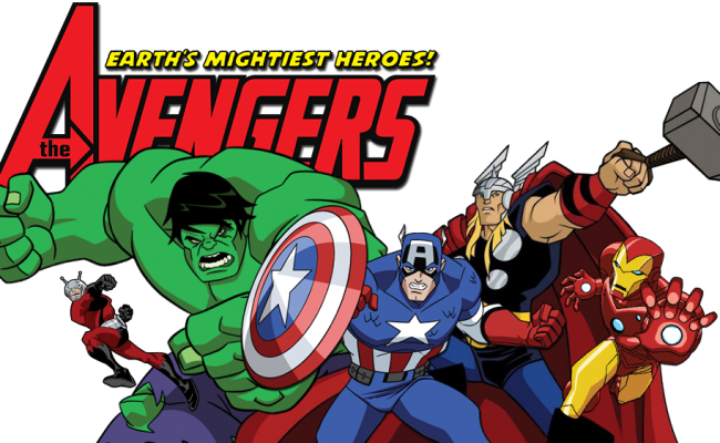 Earth's Mightiest Heroes tv review