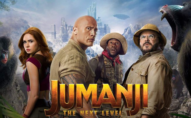 Jumanji: The Next Level Movie Review