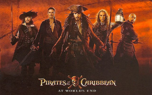 Pirates of the Caribbean At World's end movie review