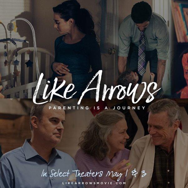 like arrows poster
