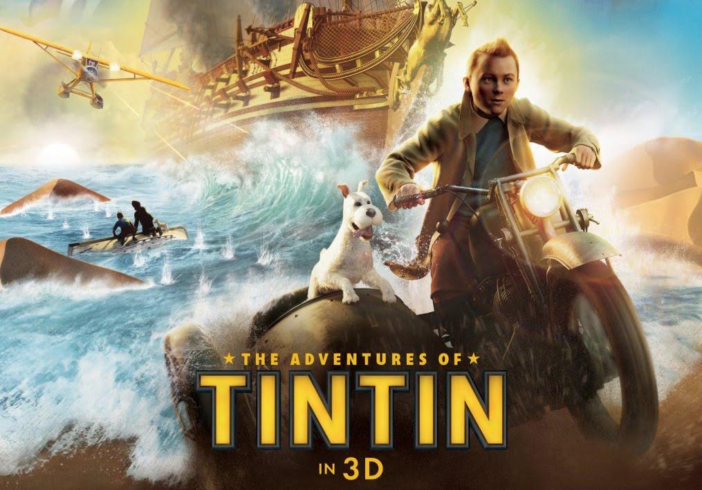 Adventures of Tin Tin Review
