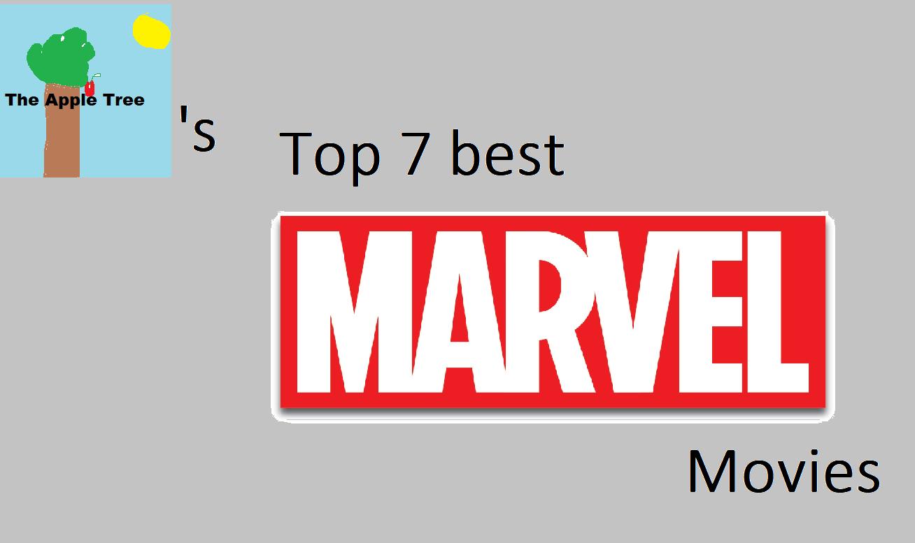 Top 7 Marvel Movies 2