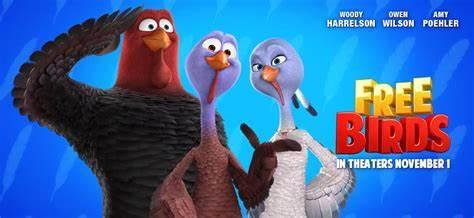Free Birds Movie review
