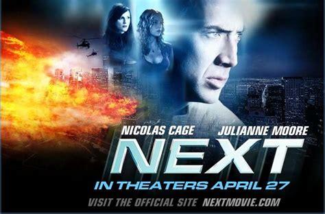 next 2007 movie review